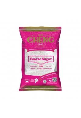 Cheng Brand Coarse Sugar 1kg