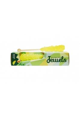 Jewels Rock Sugar Sticks - 2 Sticks in a box (Durian Flavour)