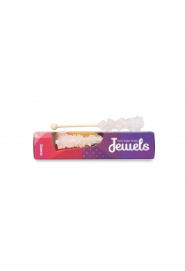 Jewels Rock Sugar Sticks - 2 Sticks in a box (Classic)