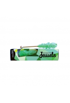 Jewels Rock Sugar Sticks - Peppermint