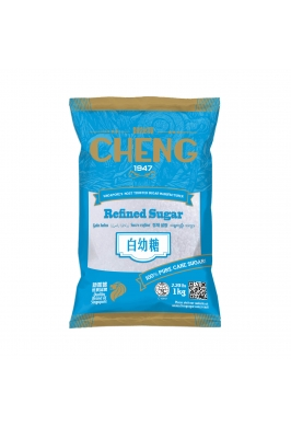 Cheng Brand Refined Sugar 1kg