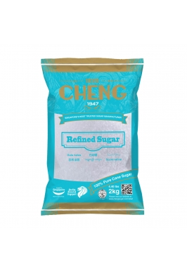 Cheng Brand Refined Sugar 2KG