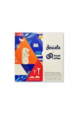Jewels Rock Sugar Sticks x Hook Coffee